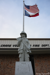 Crane Fire Department Statute
